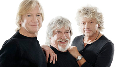 The Band - The Moody Blues