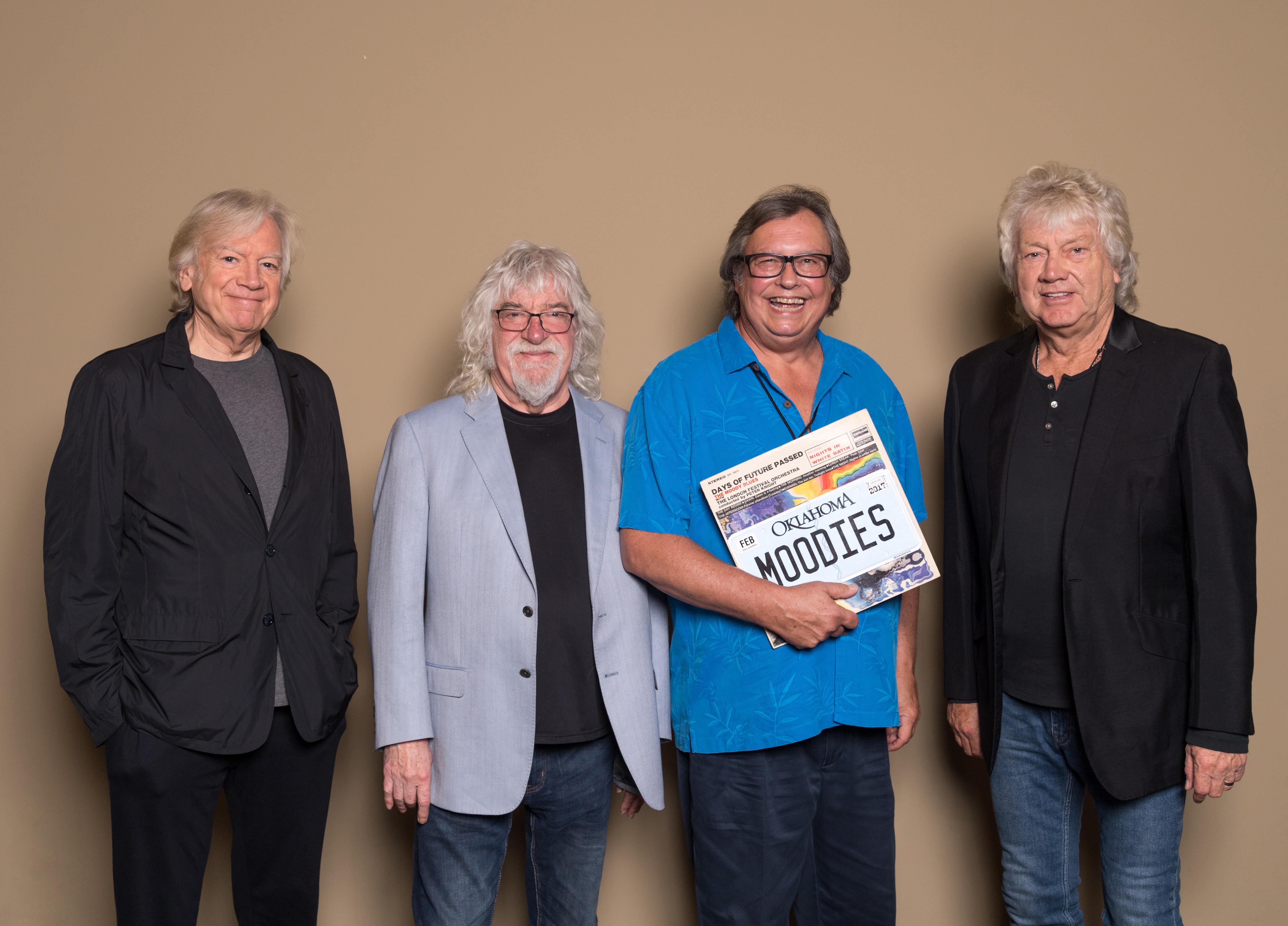 07-22-17 – Ryman Auditorium – Nashville, TN - The Moody Blues