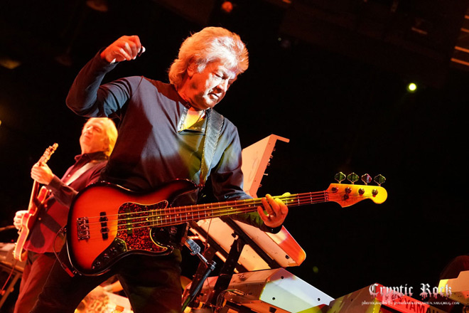 Interview John Lodge Of The Moody Blues The Moody Blues